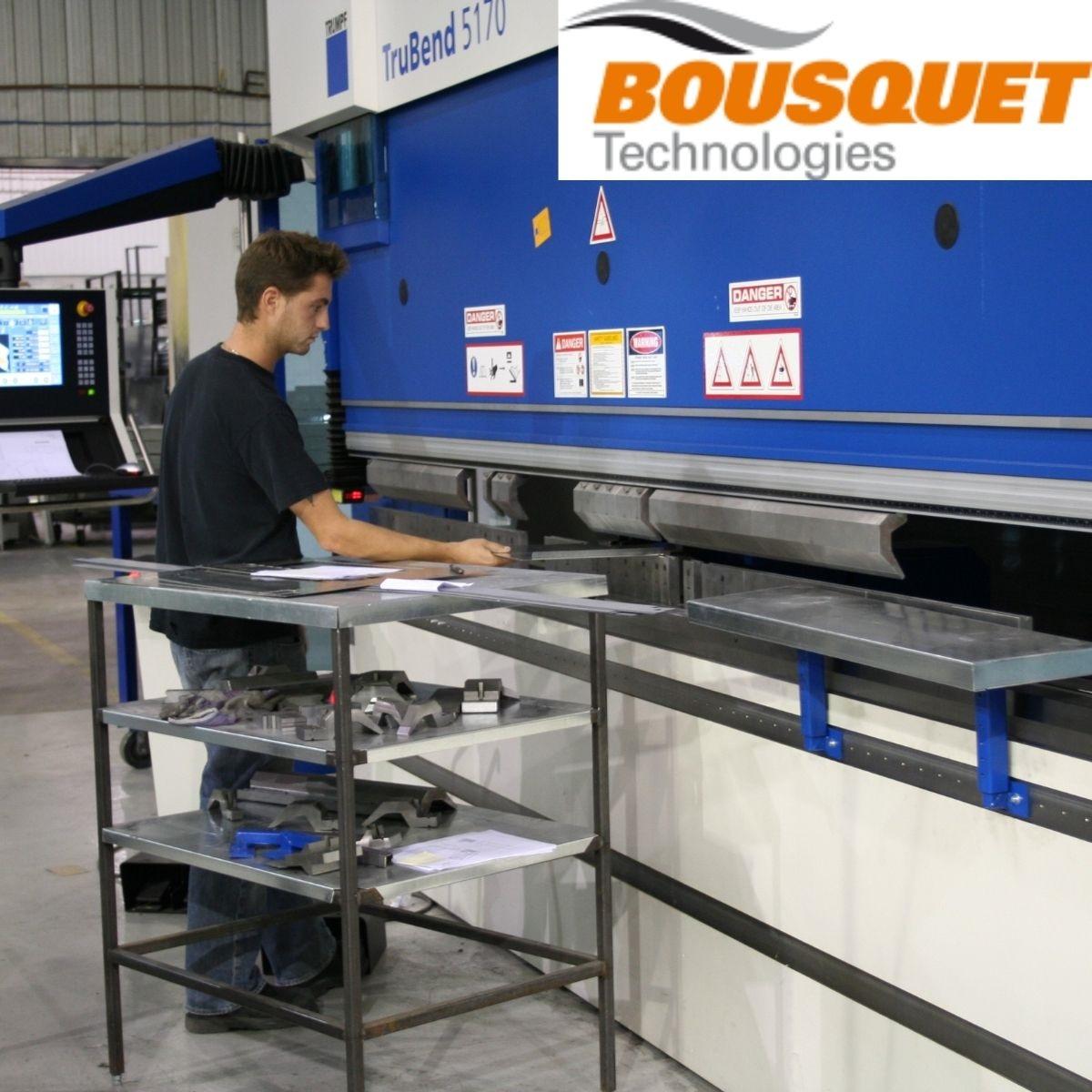 Opérateur(trice) de laser et de plieuse hydraulique (CNC)